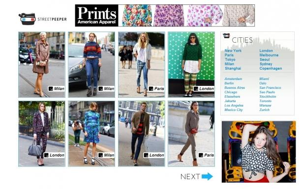 Blogs de Moda Internacionais - Street Peeper