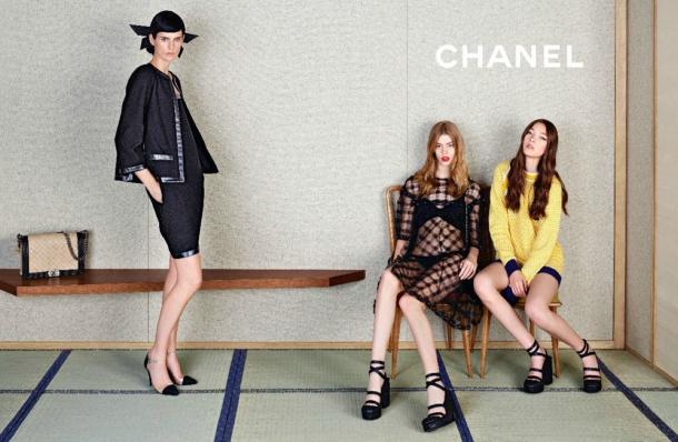 Chanel 2013 - Campanha