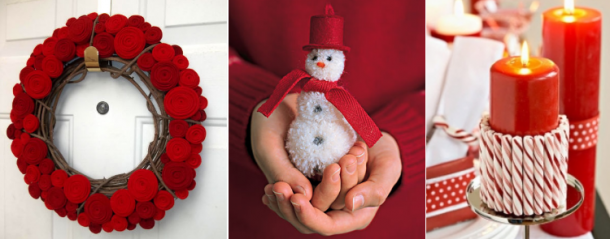 Como Fazer Decorações de Natal Baratas