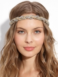 Como Fazer Headband - fita