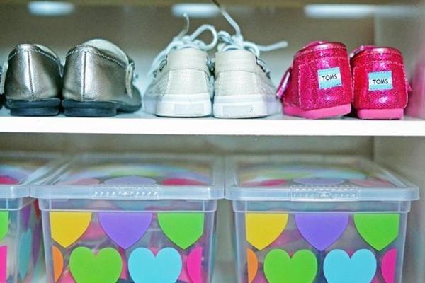 Como Organizar a Roupa das Crianças(3)