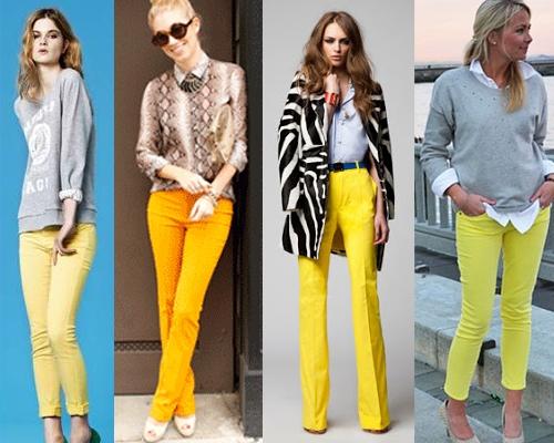 Como Usar Jeans Coloridos (5)