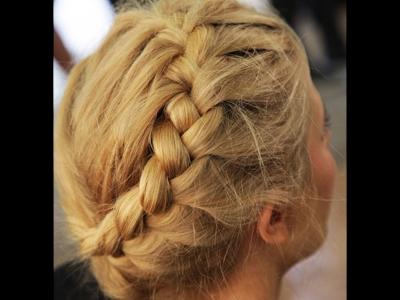 Convidada de Casamento: Penteados para Cabelos Comprido (8)