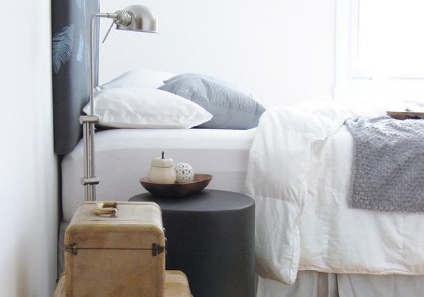 Decoração de quarto de casal - mobiliário