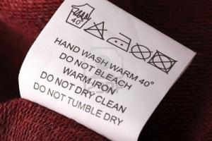 Etiquetas Lavagem