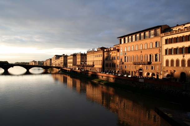 Florença, Itália - Destinos Românticos na Europa