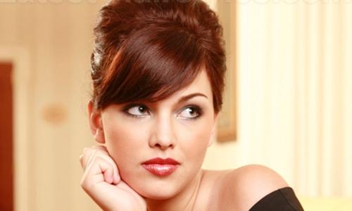 Penteados de Casamento para Cabelos Médios (4)