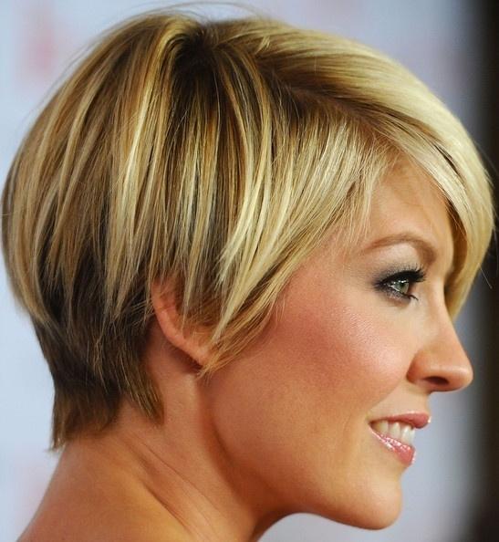 Penteados para cabelos curtos clássico