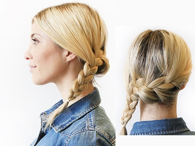 Penteados para Disfarçar Cabelos Oleosos (3)