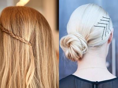 Penteados Simples com Ganchos (1)