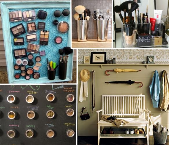 Soluções Criativas para Organizar a sua Casa