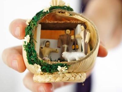 Sugestões de Presépios de Natal Originais (3)