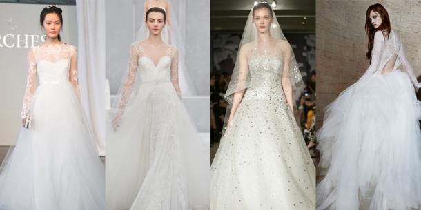 Tendências de Vestidos de Noiva (3)