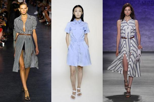 Tendências de Vestidos Primavera-Verão (1)