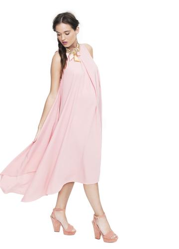 vestido gravida corte imperio