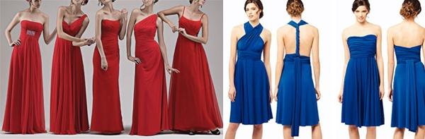 Vestidos para Damas de Honor (2)