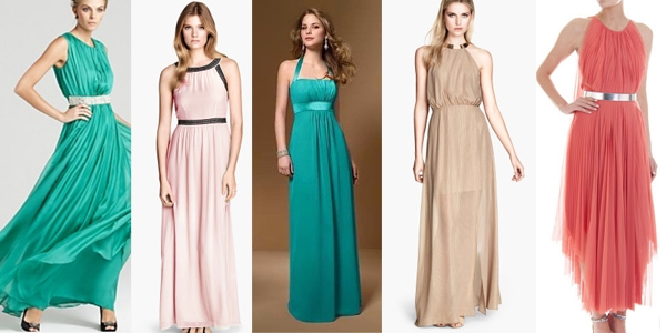 Vestidos para Damas de Honor (3)