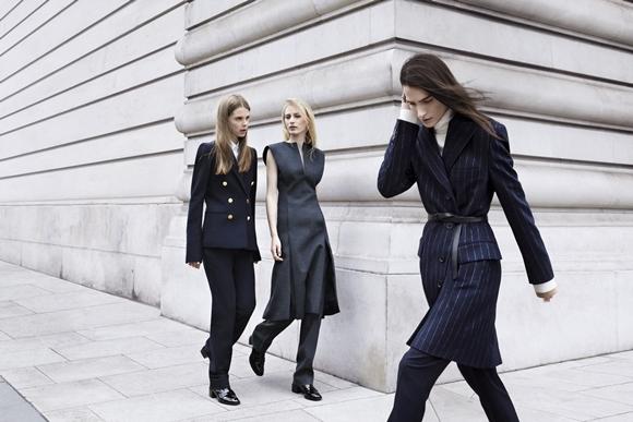 Zara Outono/Inverno 2013/2014 - peças